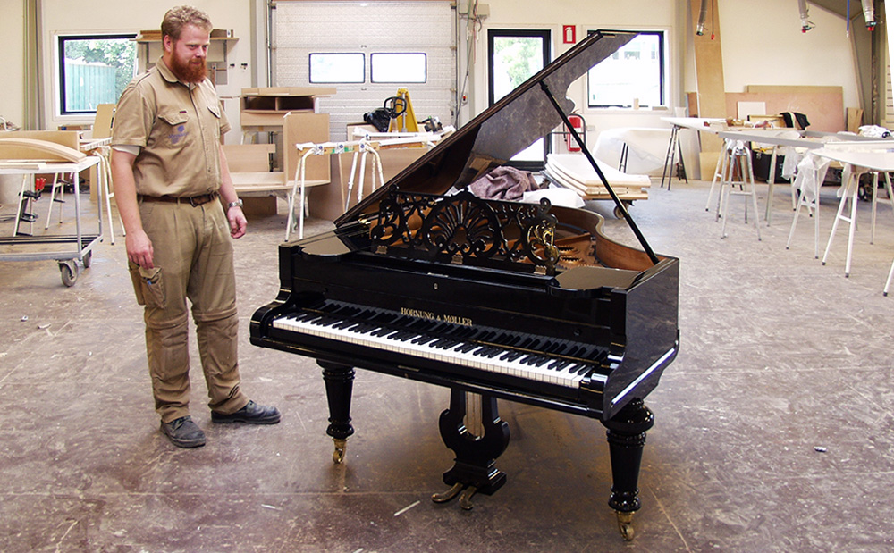 grand piano restored by jonsson inventar